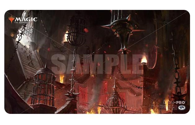 Ultra Pro Magic Playmat - Ravnica Allegiance - Blood Crypt