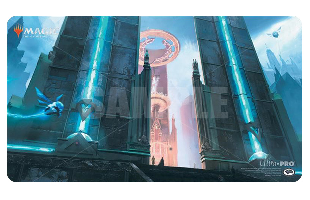 Ultra Pro Magic Playmat - Ravnica Allegiance - Hallowed Fountain