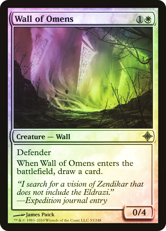 Wall of Omens