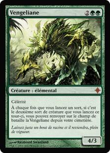 Vengevine (Rise of the Eldrazi)