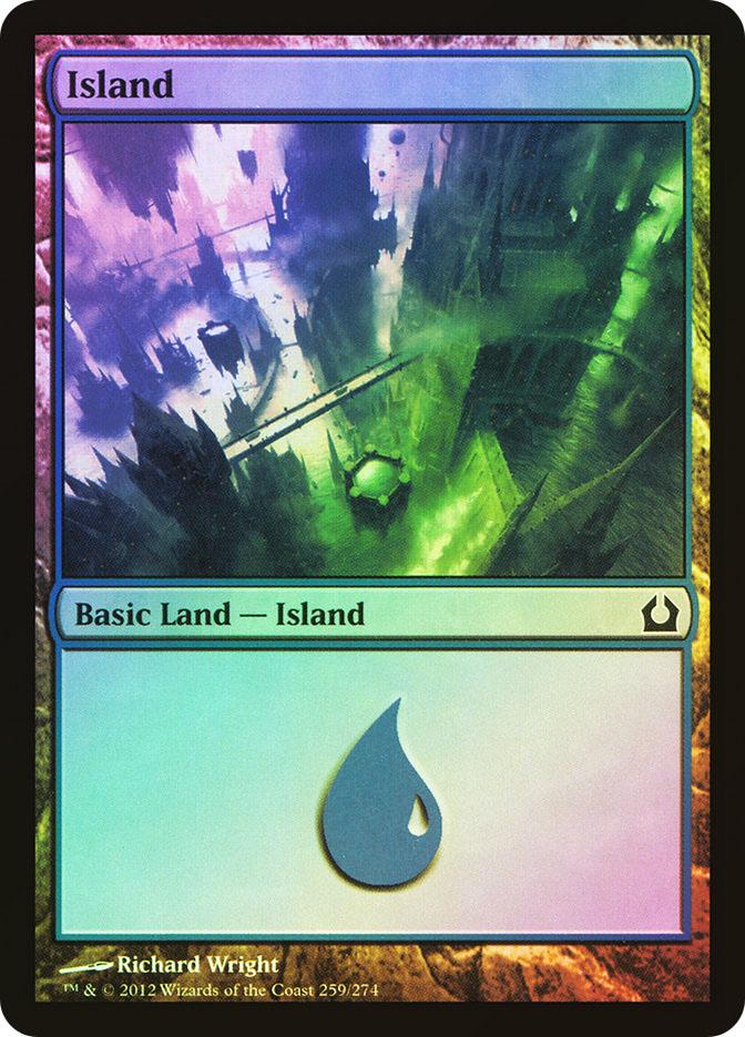 Island (#259)