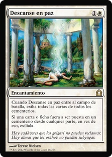 Rest in Peace (Return to Ravnica)