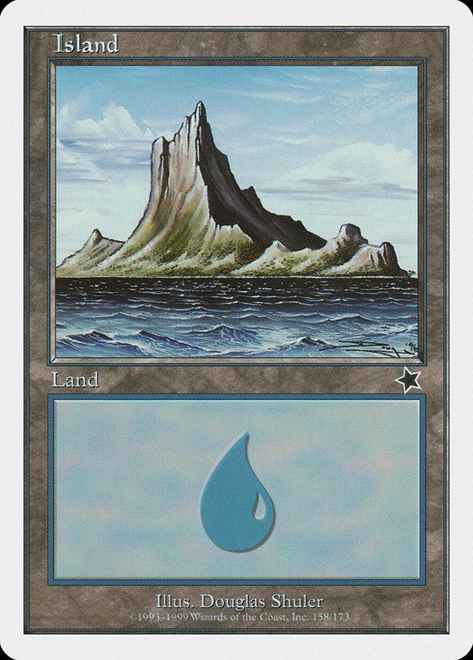Island (#158)