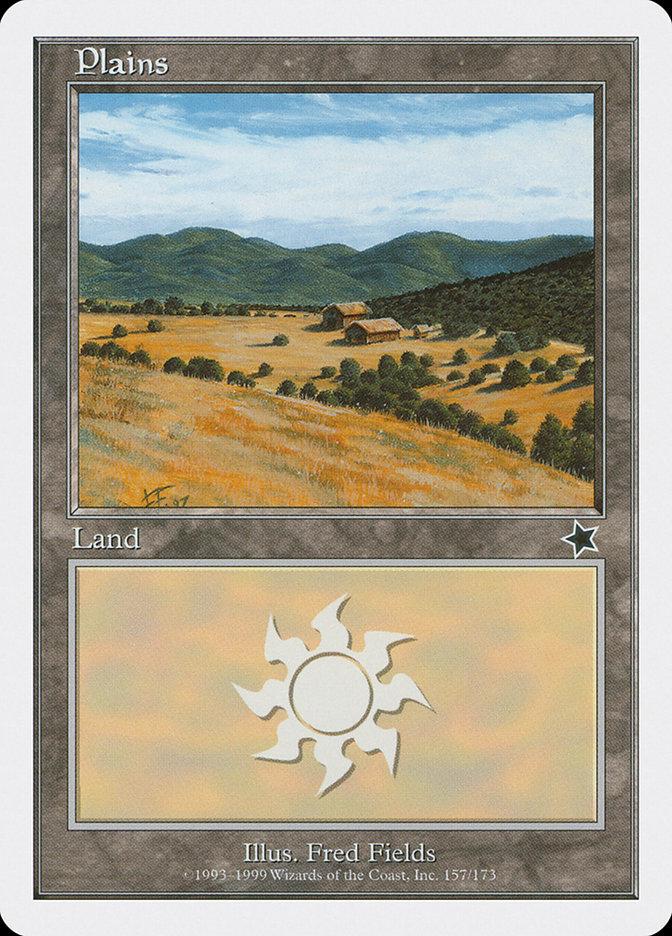 Plains (#157)
