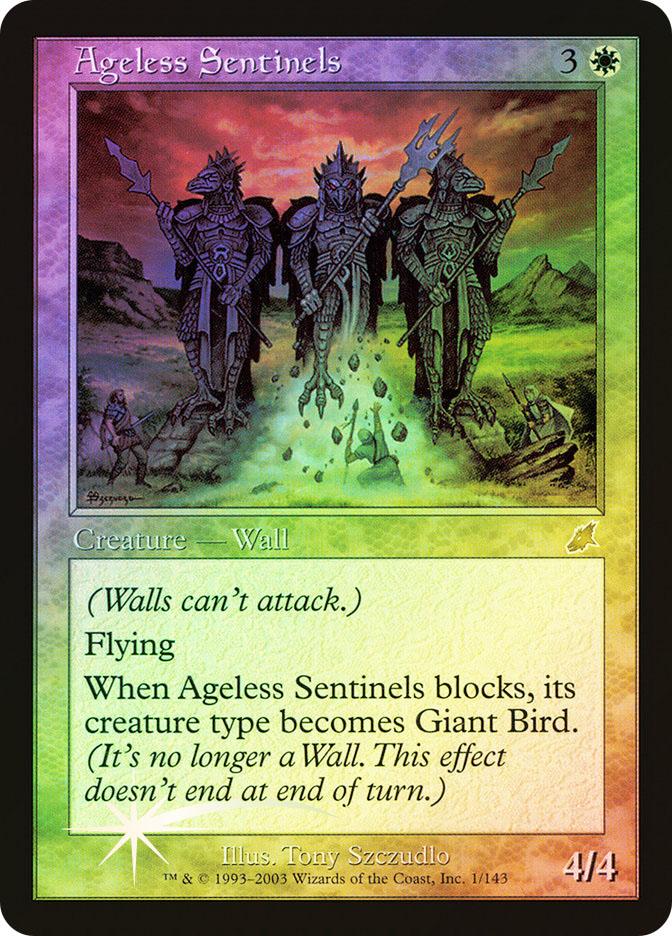 Ageless Sentinels