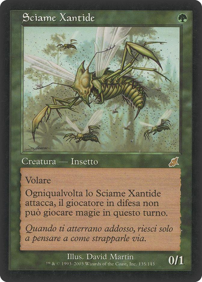 Xantid Swarm (Scourge)