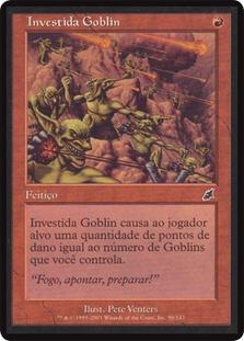 Goblin War Strike (Scourge)