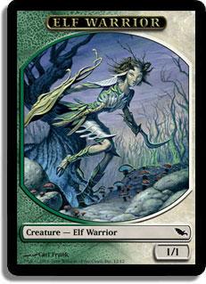 [Elf Warrior Token]