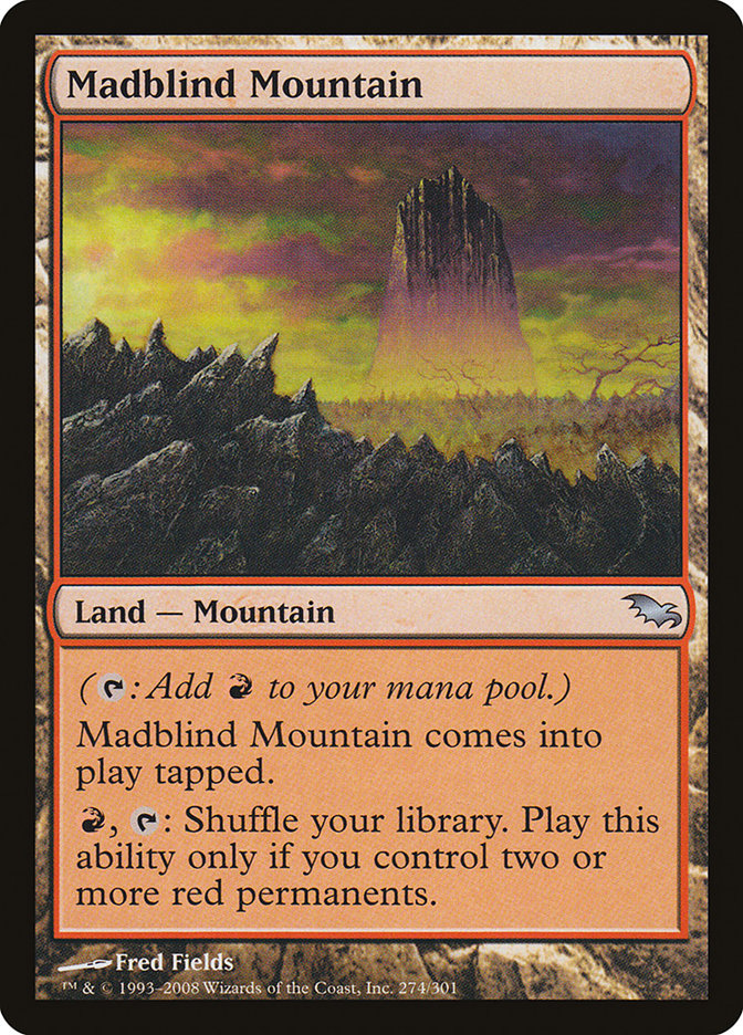 Madblind Mountain