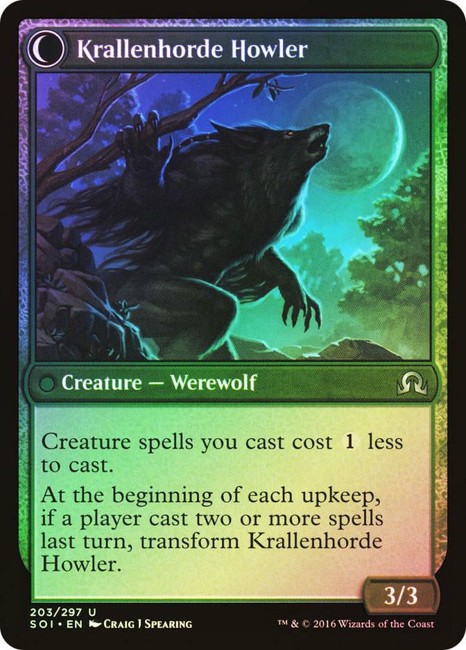 Duskwatch Recruiter | Krallenhorde Howler