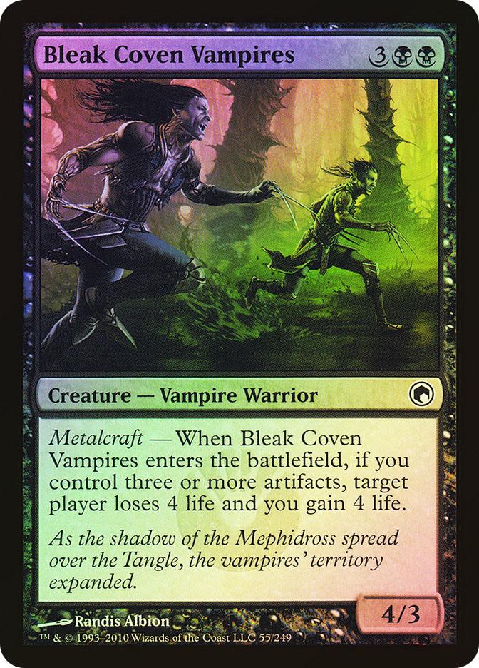 Bleak Coven Vampires at StarCityGames com!