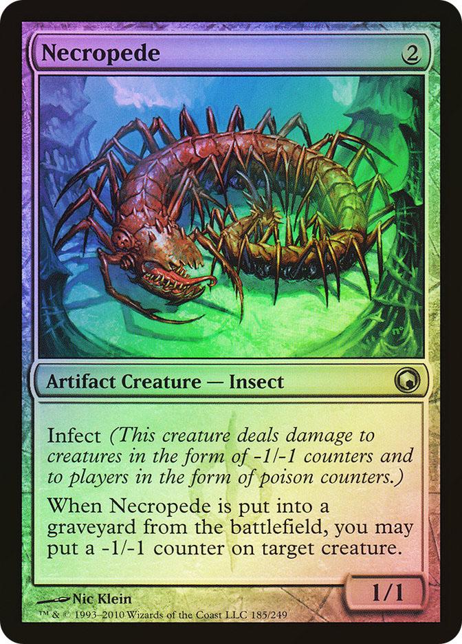 Necropede