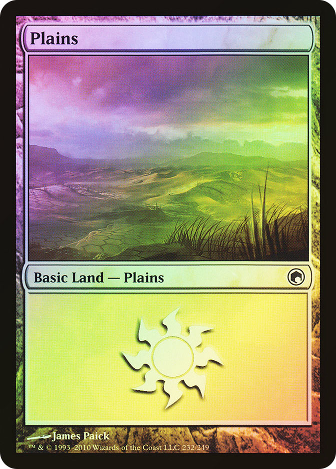 Plains (#232)