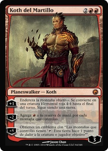 Koth of the Hammer (Scars of Mirrodin)