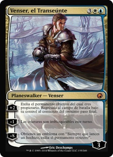 Venser, the Sojourner (Scars of Mirrodin)