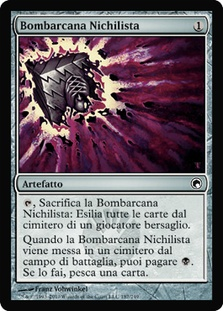 Nihil Spellbomb (Scars of Mirrodin)