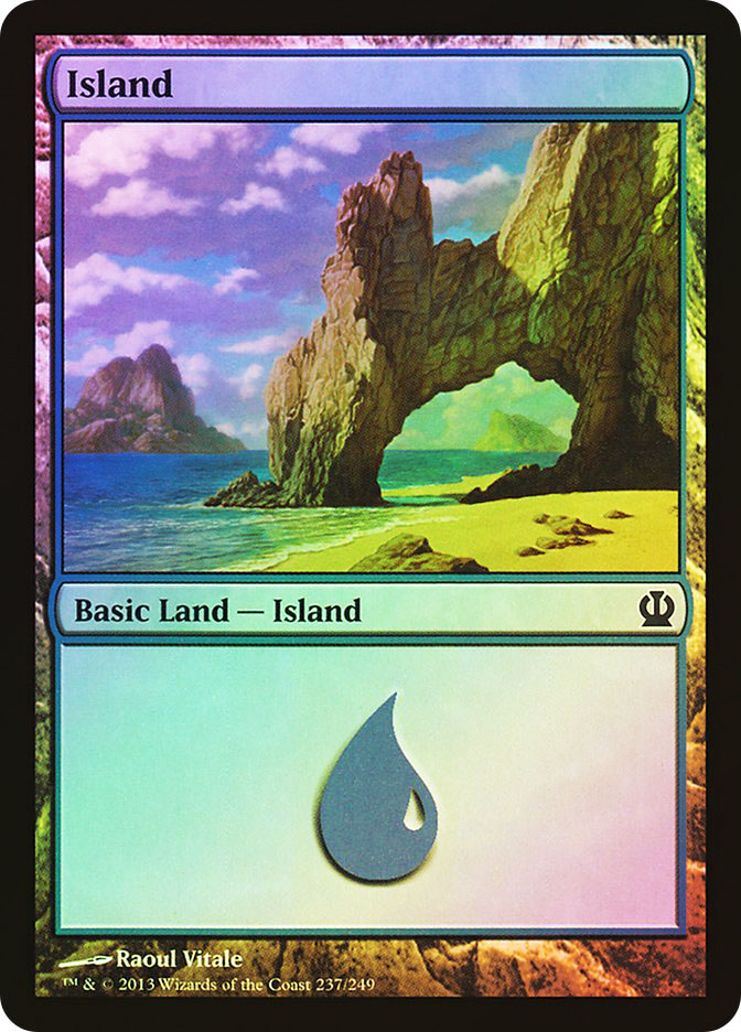 Island (#237)