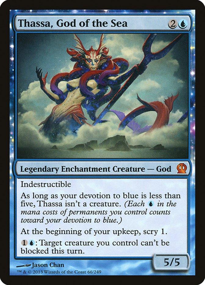 Thassa, God of the Sea