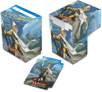 Ultra Pro Magic Deck Box - Theros - Elspeth, Sun