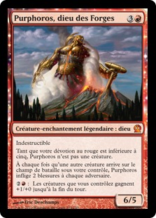 Purphoros, God of the Forge (Theros)