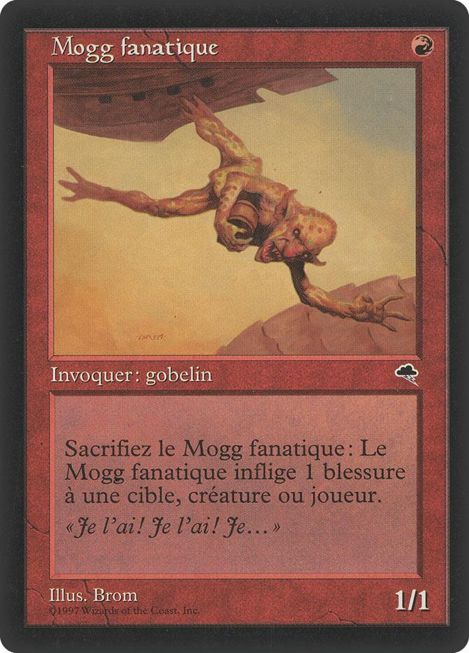 Mogg Fanatic (Tempest)