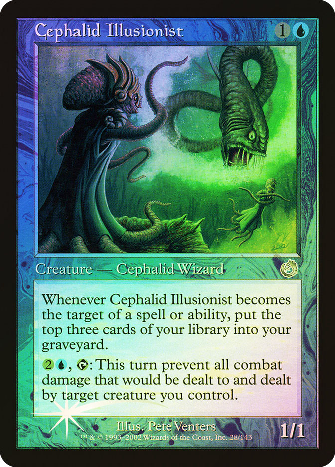 Cephalid Illusionist