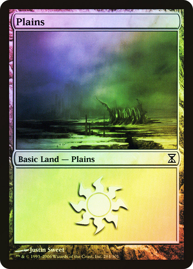 Plains (#284)