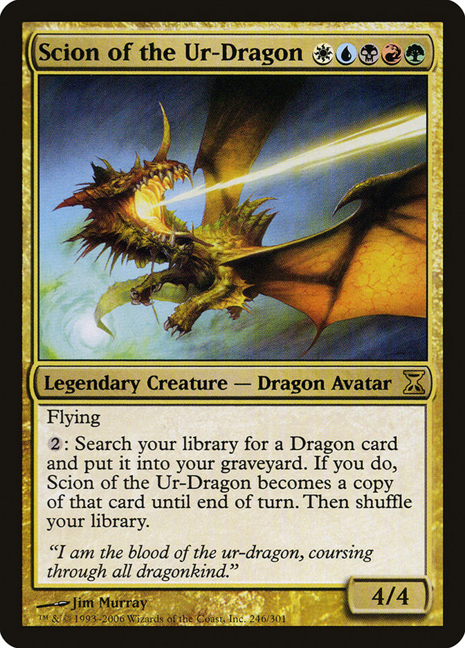 Scion of the Ur-Dragon