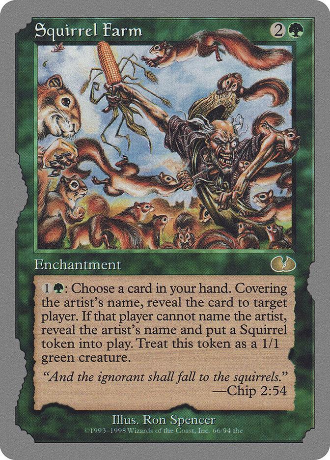 Squirrel (Magic card)