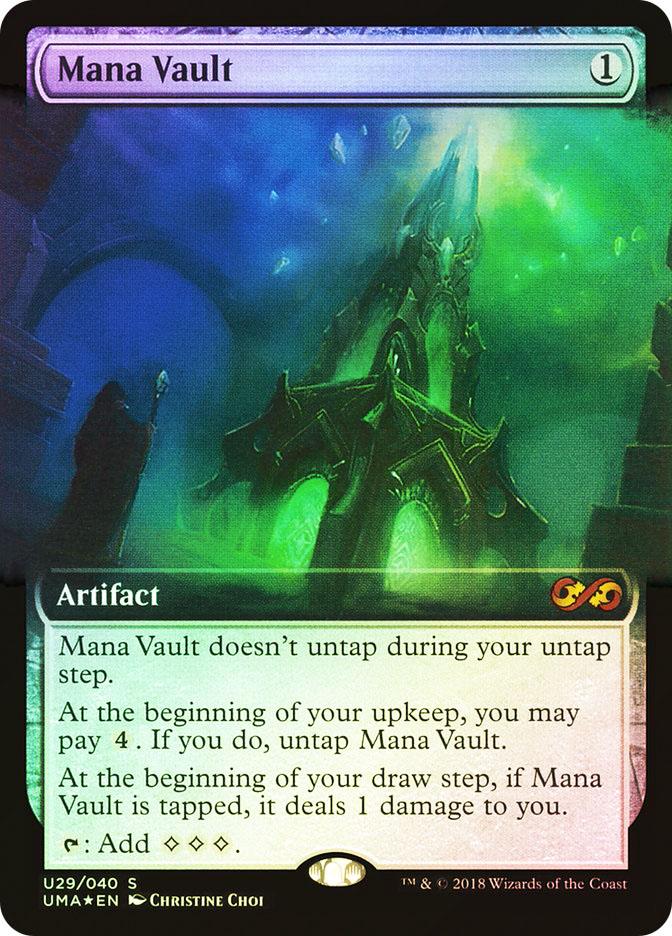 Mana Vault