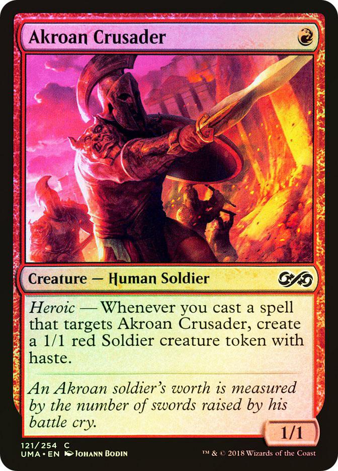 Akroan Crusader