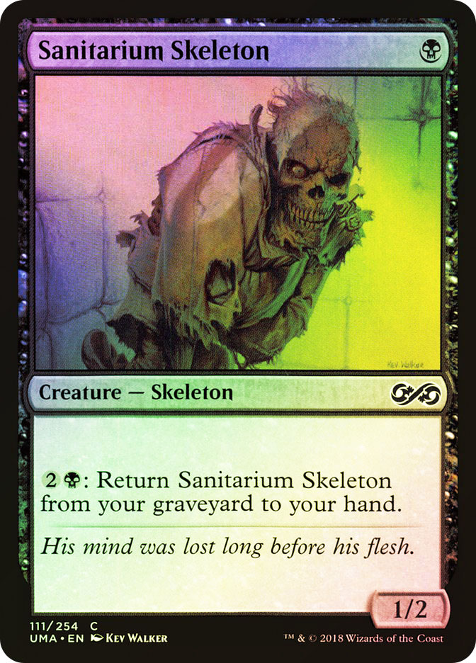 Sanitarium Skeleton