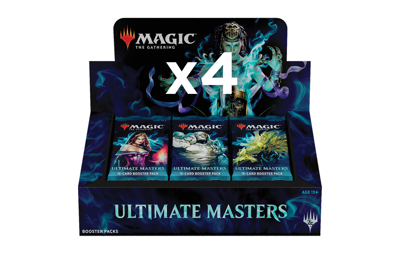 Ultimate Masters Booster Case
