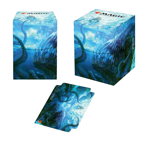 Ultra Pro Magic Pro-100+ Deck Box - Ultimate Masters - Dark Depths
