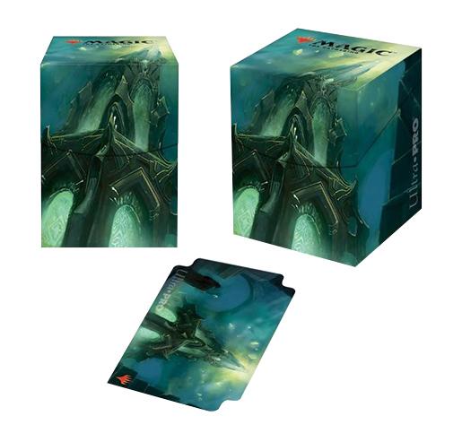 Ultra Pro Magic Pro-100+ Deck Box - Ultimate Masters - Mana Vault