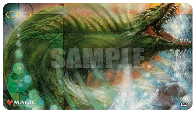 Ultra Pro Magic Playmat - Ultimate Masters - Pattern of Rebirth