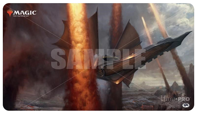 Ultra Pro Magic Playmat - Ultimate Masters - Seismic Assault