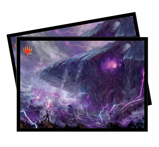 Ultra Pro Magic Matte Sleeves - Ultimate Masters - Through the Breach