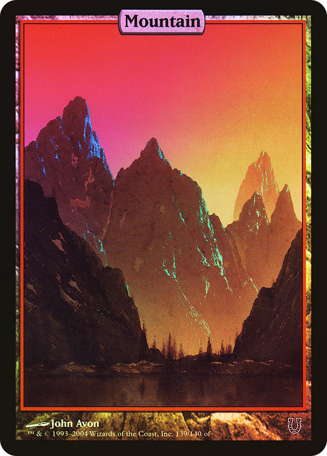 Mountain (Full-Art)