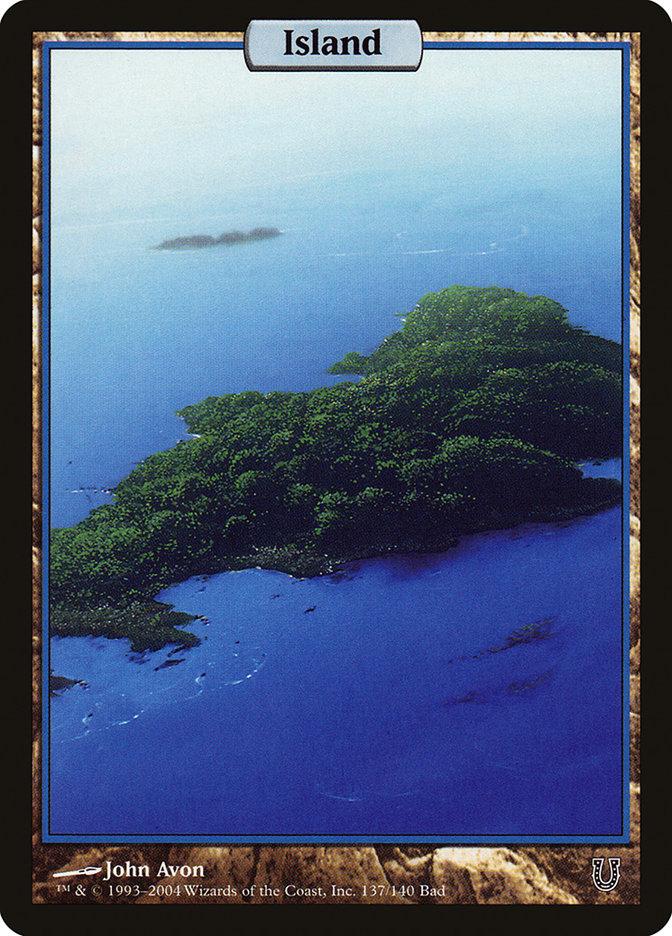 Island (Full-Art)