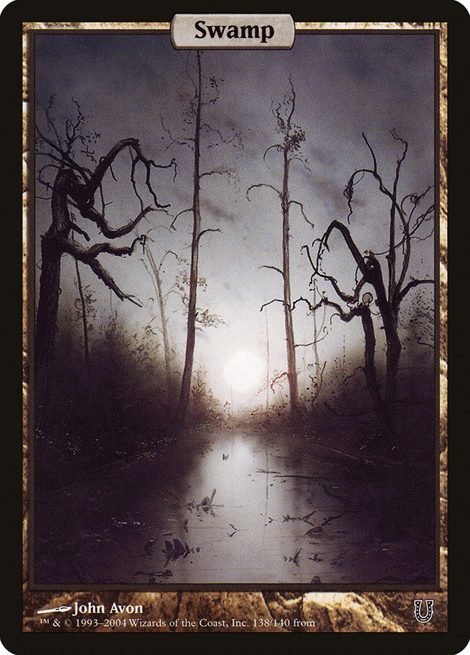 Swamp (Full-Art)