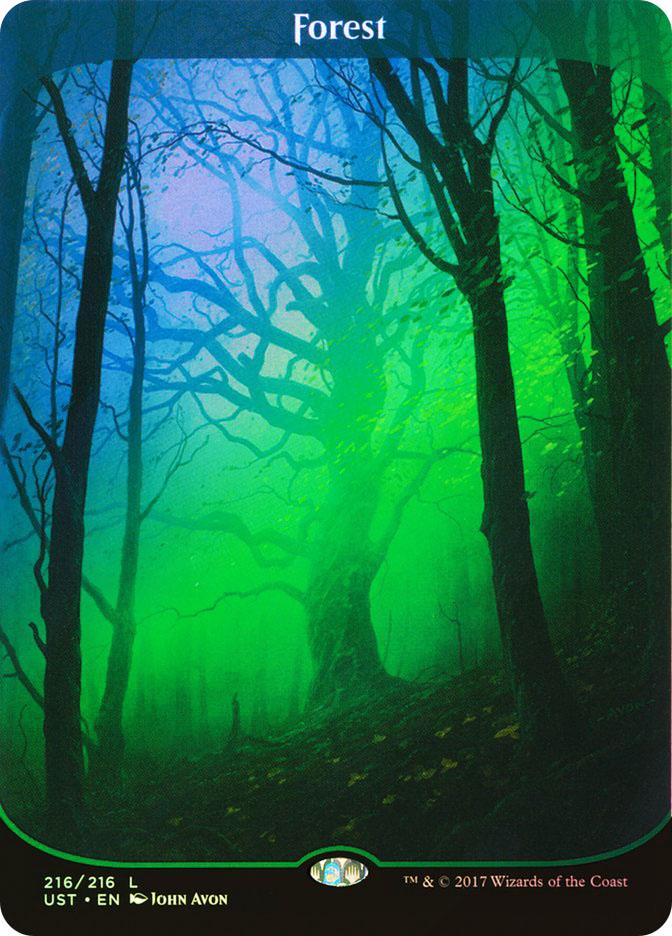 Forest (Full-Art)
