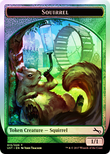 [Squirrel Token]