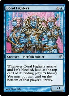 Coral Fighters