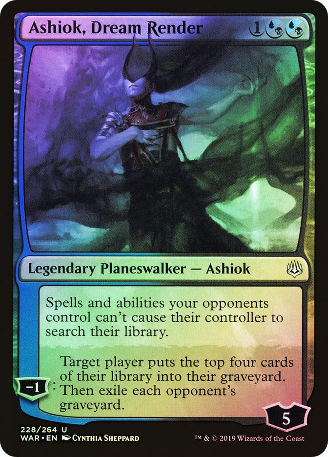 Ashiok, Dream Render