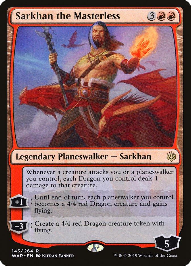 Sarkhan the Masterless