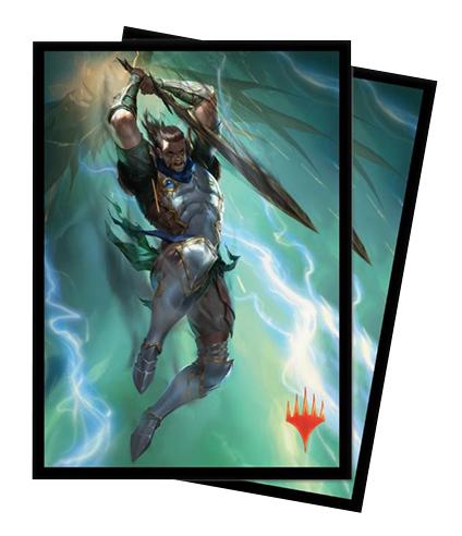 Ultra Pro Magic Matte Sleeves - War of the Spark - Gideon Blackblade