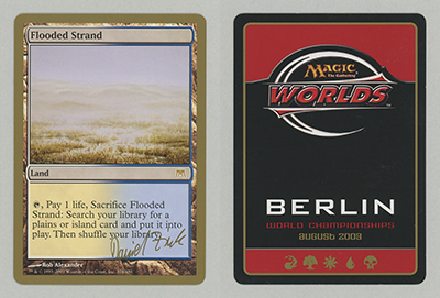 Flooded Strand (Daniel Zink 2003) (Not Tournament Legal)