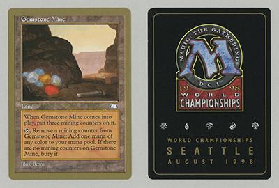 Gemstone Mine (Brian Selden 1998) (Not Tournament Legal)