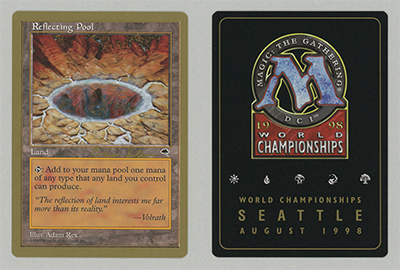 Reflecting Pool (Brian Selden 1998) (Not Tournament Legal)